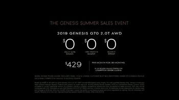 Genesis Summer Sales Event TV Spot, 'On Display' [T2] - Thumbnail 7