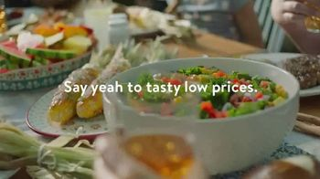 Walmart TV Spot, 'Say Yeah to Tasty Low Prices' - Thumbnail 7