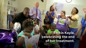 St. Jude Children's Research Hospital TV Spot, 'Kayla' - Thumbnail 3