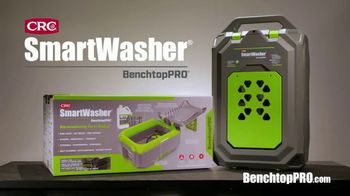 CRC SmartWasher BenchtopPRO TV Spot, 'Clean Parts Like a Pro' - Thumbnail 10