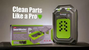 CRC SmartWasher BenchtopPRO TV Spot, 'Clean Parts Like a Pro' - Thumbnail 2