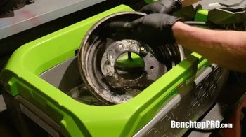 CRC SmartWasher BenchtopPRO TV Spot, 'Clean Parts Like a Pro' - Thumbnail 3