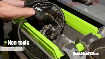 CRC SmartWasher BenchtopPRO TV Spot, 'Clean Parts Like a Pro' - Thumbnail 6