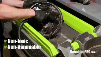 CRC SmartWasher BenchtopPRO TV Spot, 'Clean Parts Like a Pro' - Thumbnail 7