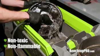 CRC SmartWasher BenchtopPRO TV Spot, 'Clean Parts Like a Pro' - Thumbnail 9