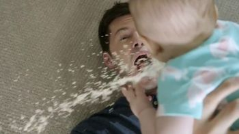 Stanley Steemer Carpet Cleaning Special TV Spot, 'Baby Spitup' - Thumbnail 3