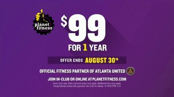 Planet Fitness TV Spot, 'Amazing Deal: $99 for 1 Year' - Thumbnail 10