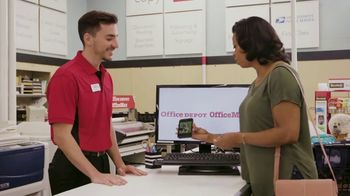 Office Depot TV Spot, 'Shop, Pack & Ship College Care Packages' - Thumbnail 7