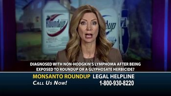 Roundup Legal Helpline TV Spot, 'Choose the Right Legal Team: Bloomberg Update' - Thumbnail 6