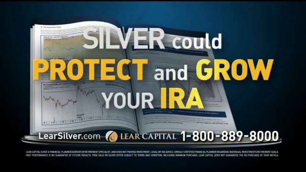 Lear Capital TV Commercial, 'Own an Asset: Record High Silver Report'