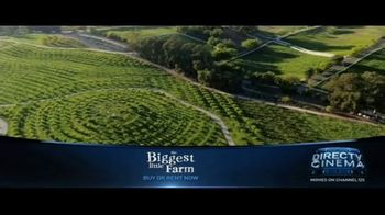 DIRECTV Cinema TV Spot, 'The Biggest Little Farm' Song by American Authors - Thumbnail 1