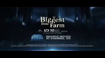 DIRECTV Cinema TV Spot, 'The Biggest Little Farm' Song by American Authors - Thumbnail 10