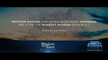 DIRECTV Cinema TV Spot, 'The Biggest Little Farm' Song by American Authors - Thumbnail 6