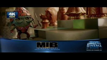DIRECTV Cinema TV Spot, 'MIB: International' - Thumbnail 5