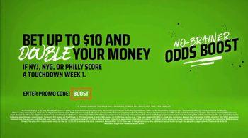 DraftKings Sportsbook TV Spot, 'Keep It 100: Deposit Bonus Up to $500' - Thumbnail 5