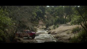 Ram Trucks TV Spot, 'On to Bigger Things: Mastery Tagged' Song by Vitamin String Quartet [T2] - Thumbnail 1