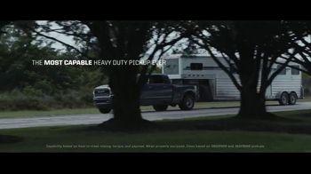 Ram Trucks TV Spot, 'On to Bigger Things: Mastery Tagged' Song by Vitamin String Quartet [T2] - Thumbnail 6