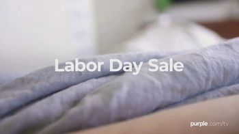 Purple Mattress Labor Day Sale TV Spot, 'Keep This Labor Day Simple: Free Sheets and Two Pillows' - Thumbnail 9