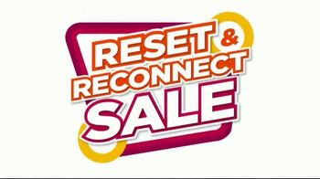 JCPenney Reset & Reconnect Sale TV Spot, 'Stack Your Savings: 20 Percent Coupon and St. John's Bay'
