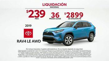 Toyota Liquidación Nacional TV Spot, 'Lavado de autos' [Spanish] [T2] - Thumbnail 8