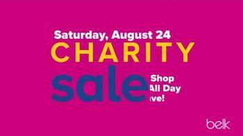 Belk Charity Sale TV Spot, 'Coupon' - Thumbnail 1