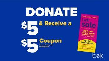 Belk Charity Sale TV Spot, 'Coupon' - Thumbnail 3