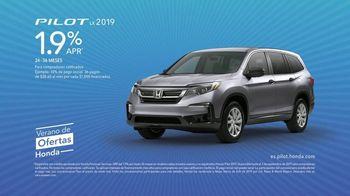 Honda Verano de Ofertas TV Spot, 'Momentos de alegría' [Spanish] [T2] - Thumbnail 8