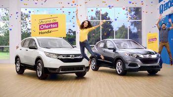 Honda Verano de Ofertas TV Spot, 'Momentos de alegría' [Spanish] [T2] - Thumbnail 1