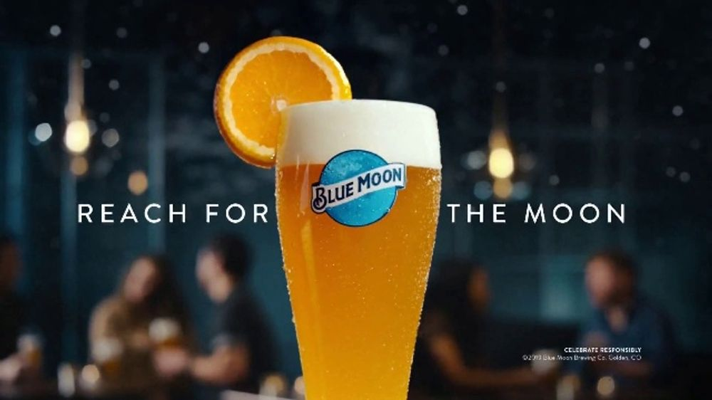 Blue Moon TV Commercial, 'Surface'