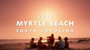 Visit Myrtle Beach TV Spot, 'Stretch' Song by Hootie and the Blowfish - Thumbnail 9