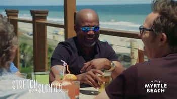 Visit Myrtle Beach TV Spot, 'Stretch' Song by Hootie and the Blowfish - Thumbnail 5