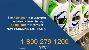 Chaffin Luhana TV Spot, 'Roundup Weed Killer' - Thumbnail 3