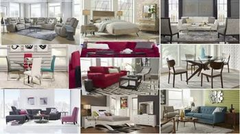 Rooms to Go TV Spot, 'Labor Day: Cindy Crawford Home Furniture Set' - Thumbnail 2