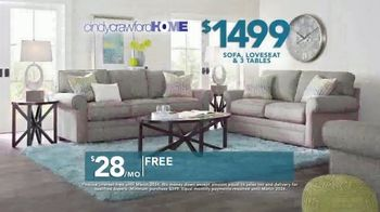 Rooms to Go TV Spot, 'Labor Day: Cindy Crawford Home Furniture Set' - Thumbnail 4