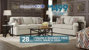 Rooms to Go TV Spot, 'Labor Day: Cindy Crawford Home Furniture Set' - Thumbnail 7