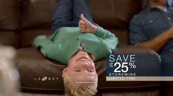 La-Z-Boy Labor Day Sale TV Spot, 'Favorite Spot' - Thumbnail 9