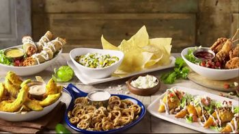 On The Border Mexican Grill and Cantina Border Bites TV Spot, 'Craveable Apps' - Thumbnail 1