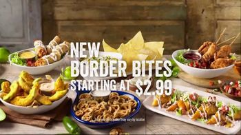 On The Border Mexican Grill and Cantina Border Bites TV Spot, 'Craveable Apps'