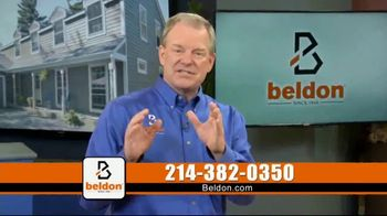 Beldon Siding Cooler Summer Savings Sale TV Spot, 'Texas Weather Can Rapidly Age Your Home' - Thumbnail 6