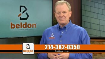 Beldon Siding Cooler Summer Savings Sale TV Spot, 'Texas Weather Can Rapidly Age Your Home'