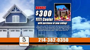 Beldon Siding Cooler Summer Savings Sale TV Spot, 'Texas Weather Can Rapidly Age Your Home' - Thumbnail 5