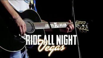 Jason Aldean Ride All Night Vegas TV Spot, 'Park Theater: Park MGM'