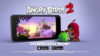 Angry Birds 2 TV Spot, 'Take Your Best Shot' - Thumbnail 8