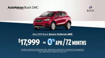 AutoNation 72 Hour Flash Clearance TV Spot, '2019 GMC Sierra and Buick Encore' - Thumbnail 3