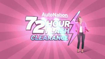 AutoNation 72 Hour Flash Clearance TV Spot, '2019 GMC Sierra and Buick Encore' - Thumbnail 4