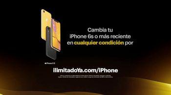Sprint Unlimited TV Spot, 'Cambia tu iPhone viejo por el brillante iPhone XR a $0 dólares' [Spanish] - Thumbnail 10