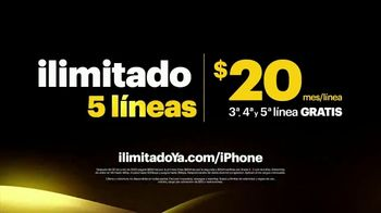 Sprint Unlimited TV Spot, 'Cambia tu iPhone viejo por el brillante iPhone XR a $0 dólares' [Spanish] - Thumbnail 9