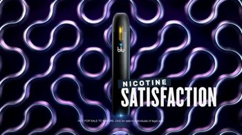 Blu Cigs myblu TV Spot, 'Satisfaction'