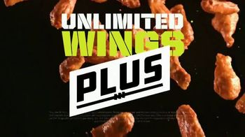 Dave and Buster's Unlimited Wings + $10 Gift Card TV Spot, 'Ready for Football' - Thumbnail 1