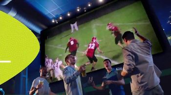 Dave and Buster's Unlimited Wings + $10 Gift Card TV Spot, 'Ready for Football' - Thumbnail 6